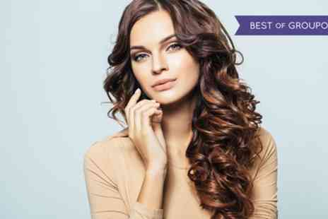 HashTag Hair - Wash, Cut, Blow-Dry with T-Section or Full Head of Colour - Save 62%