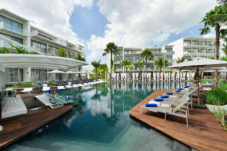 Dream Phuket Hotel & Spa - Five Star Trendy Spa Stay with Lively Beach Club - Save 80%