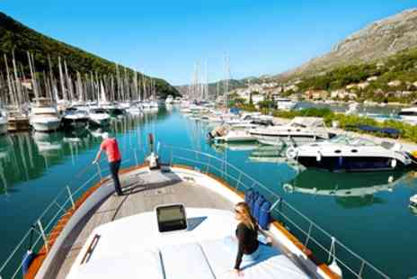 STA Travel - Seven Night Yacht Sailing Tour - Save 0%
