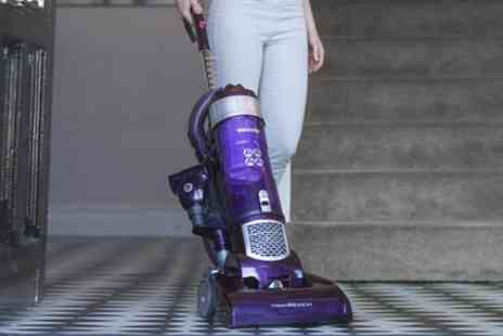Groupon Goods Global GmbH - Hoover Vision Reach Pets Upright Bagless Vacuum Cleaner VR81VR02 - Save 30%