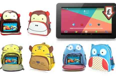 Groupon Goods Global GmbH - Kids Quad Core 7 Inch Android Tablet Dual Camera with Choice of Model - Save 60%