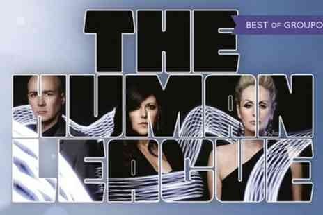 VMS Live 2011 - The Human League on 9 September - Save 0%