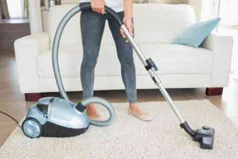 Peter Hill - Carpet Cleaning For Two Rooms, Stairs and Landing - Save 67%