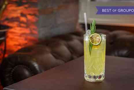 McQueen Shoreditch - Three or Six Cocktails - Save 50%