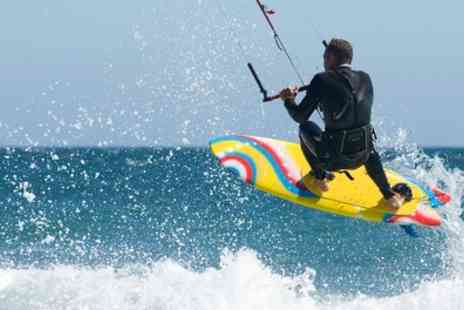 South Coast Kitesurf - Two Hour Kitesurfing Taster Course - Save 60%