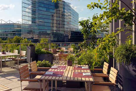 Swissotel Berlin - Five Star Luxuriously Designed Hotel Near Tiergarten - Save 65%