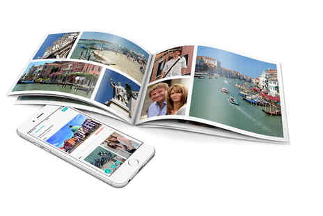 Popsa International - Three month pay only-postage unlimited photobook subscription - Save 81%