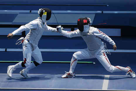 Braveheart Fencing - 90 minute fencing lesson for two - Save 55%
