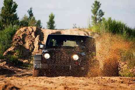 Action Adventure Activities - Junior 4x4 off road experience with up to 20 minutes of driving time - Save 65%