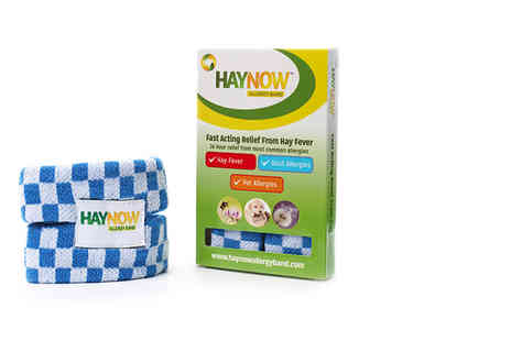 Full On Promotions - Hay now hayfever band - Save 41%