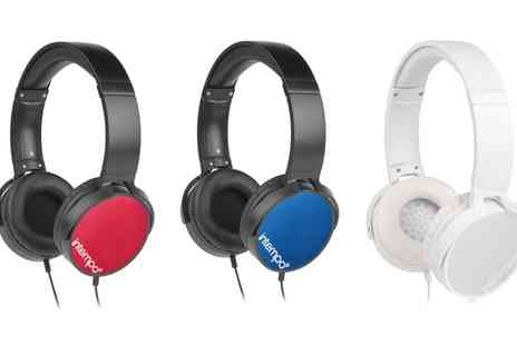 Groupon Goods Global GmbH - Intempo EE1264 Dynamic Headphones - Save 80%