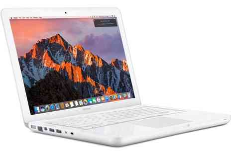 Computer Remarketing Services - Refurbished Apple A1342 MacBook 13.3 Inch Core 2 Duo 2 To 8GB RAM, 250GB or 1TB HDD or 250GB SSD Mac OS Sierra - Save 0%