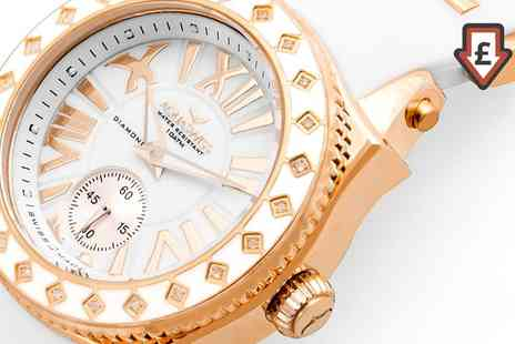 Aquaswiss - Aquaswiss Womens Quartz Watch in Choice of Colour - Save 89%