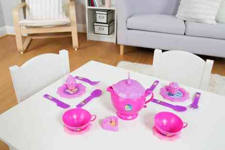 Groupon Goods Global GmbH - Princess or Frozen Tea Party Set - Save 0%