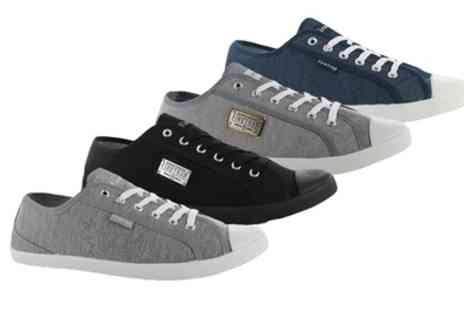 Groupon Goods Global GmbH - Mens Firetrap Canvas Shoes - Save 72%