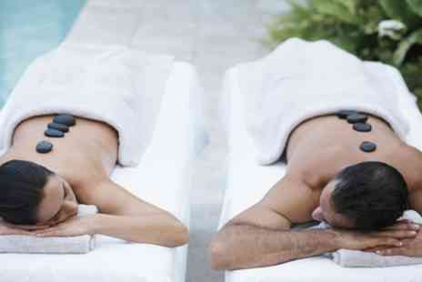 Your Body Business - One Hour Full Body Couples Massage - Save 29%
