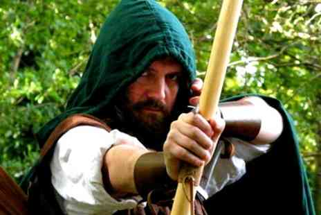 The Robin Hood Legacy - The Robin Hood Tour Ticket for a Child, Two Adults or a Family - Save 38%