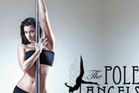 The Pole Angels - Six Pole Dancing Beginners Classes - Save 63%