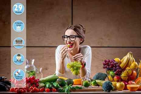 E Careers - Online key to nutrition and wellness course - Save 0%
