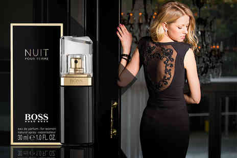 Deals Direct - 30ml bottle of Hugo Boss Nuit EDP - Save 33%