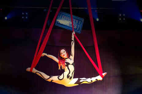 Fossetts Circus - Two tickets to Fossett's Circus - Save 60%