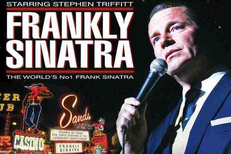 Entertainers Management - Two tickets to Franky Sinatra - Save 66%