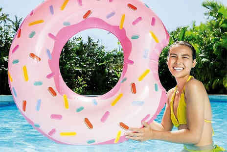 Zenith Wholesale - Giant inflatable donut float - Save 73%