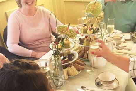 The Bridge Hotel - Afternoon Tea with a Glass of Prosecco for Two or Four - Save 36%