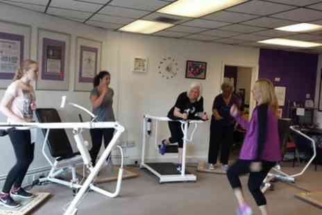 Curves Wokingham - Ten Gym Passes - Save 0%