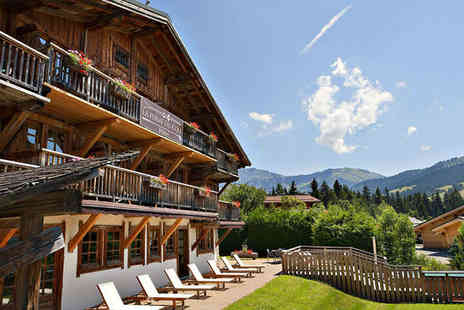 La Ferme du Golf - Three Star Panoramic Valley Views - Save 70%