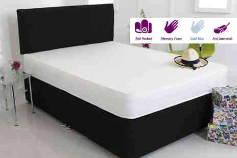 The Sleep People - Small single mattress - Save 90%