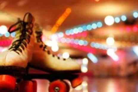 Wigwam Roller Rink - Roller Skating For Two - Save 55%