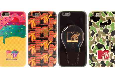 Groupon Goods Global GmbH - MTV Licensed Case for iPhone 6 and 6s - Save 67%