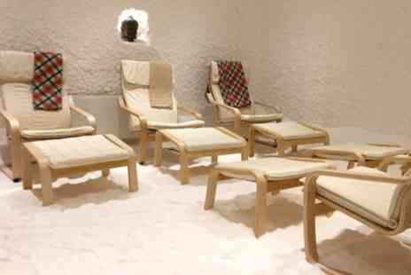 Salt Space - Salt Therapy One or Two Sessions for an Adult or Child - Save 53%