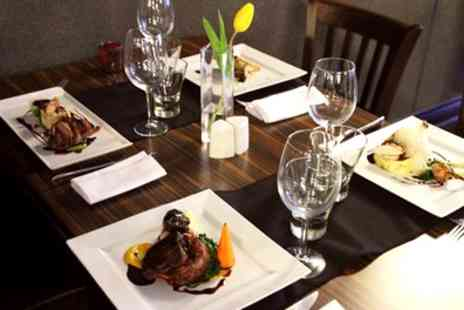Mansion Wine Bar - Two Course Lunch for Two or Four - Save 35%