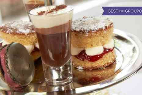 Lace Market Hotel - Afternoon Tea for Two or Four - Save 17%