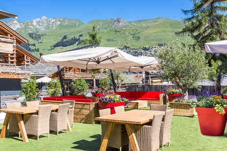 W Verbier - Five Star Chic Mountain Retreat with Spa Discounts - Save 61%