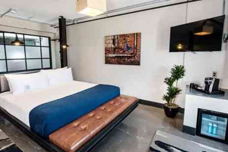 Found Re Phoenix - Hip Downtown Phoenix Art Inspired Hotel with £20 Credit - Save 0%