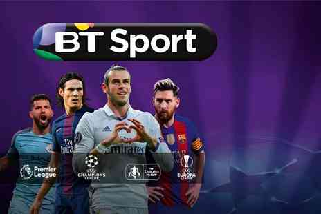Digital Window - 12 months of half price BT Sport or with three months of HD Sky TV and activation - Save 0%