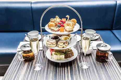 The Montcalm - Afternoon tea for two with a glass of bubbly each - Save 0%