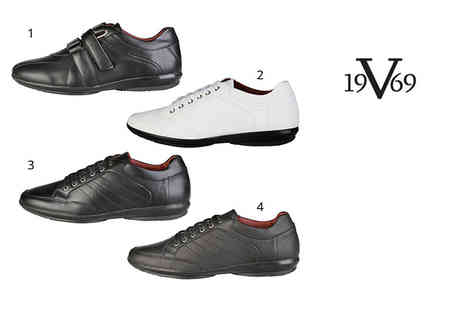 IDT Spa - Pair of Versace 1969 trainers choose from four colours - Save 63%