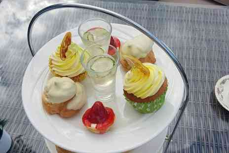Fairfield House Hotel - Hendricks Gin afternoon tea for two - Save 63%