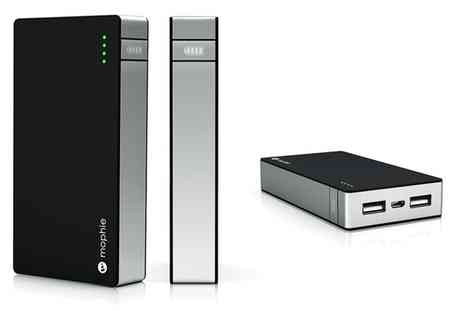 Groupon Goods Global GmbH - Mophie Powerstation Duo for Iphones, Ipads and Android Devices 6000mAh - Save 42%