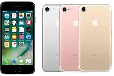 Buymobiles.net - Apple iPhone 7 32GB on 24 Month Three Contract with 30GB Data Allowance - Save 86%