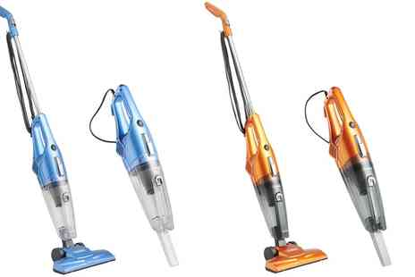 Groupon Goods Global GmbH - VonHaus 600W 2 in 1 Stick Vacuum Cleaner - Save 46%