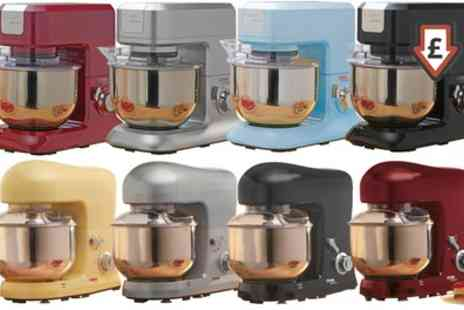 Groupon Goods Global GmbH - Cooks Professional Clearance Stand Mixers in Choice of Style - Save 80%