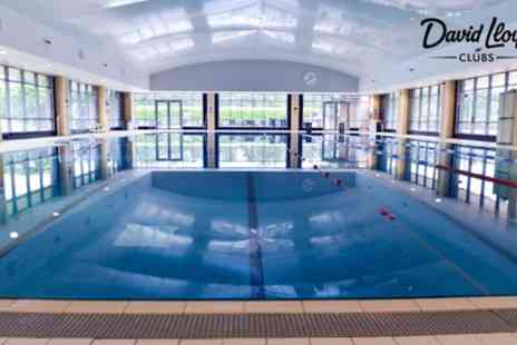 David Lloyd - One Month  David Lloyd Health Clubs Membership for Midweek or Weekends - Save 0%