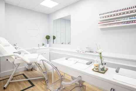 Uptown Beauty - Shellac Manicure, Pedicure or Both - Save 60%