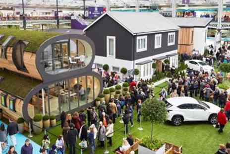 Media 10 - Ideal Home Show in Glasgow & Magazine for 2 - Save 40%