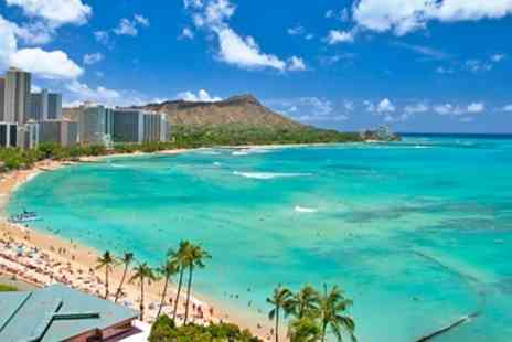 Cruise Circle - Pacific Cruise to Hawaii with Flights & Waikiki Stay - Save 0%